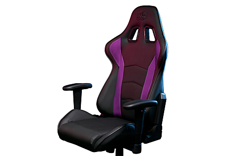 Cooler Master's Caliber R1 gaming chair rolls its way onto our local shores!