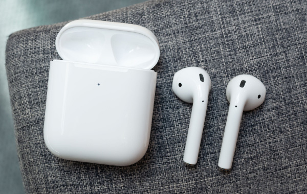 Apple's AirPods are the best-selling true wireless headphones by a mile