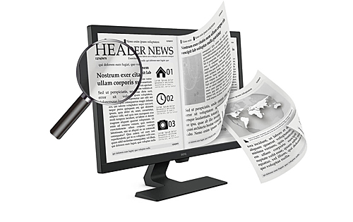 BenQ's latest monitors have ePaper feature for comfortable on-screen reading