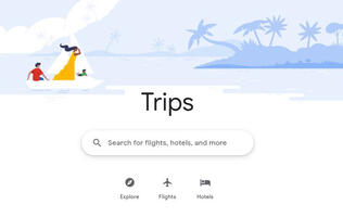 The Google Trips app is going away on August 5