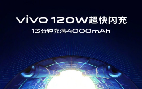 Vivo's 120W Super Flash Charge fills a 4,000mAh battery in just 13 minutes