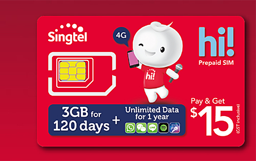 Skip the queue with Singtel's new digital self-registration service for prepaid customers