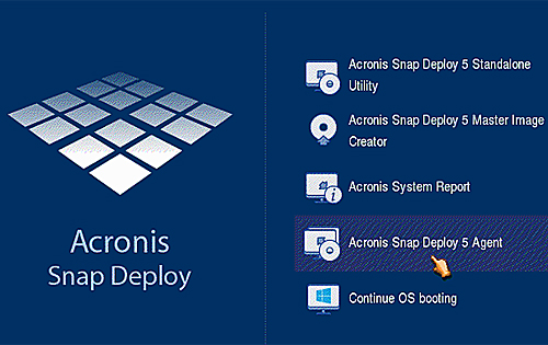 Acronis Snap Deploy may just be the cure for your Windows 7 migration woes
