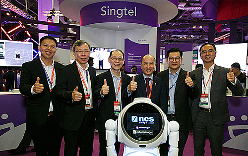 Singtel is leading two 5G initiatives that complement Singapore's Smart Nation vision