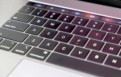 Apple rumored to introduce new keyboard design for the MacBook later this year