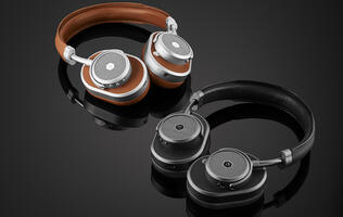 Master & Dynamic's MW65 ANC Wireless over-ear headphones are their lightest ever