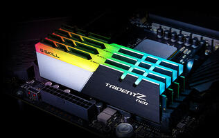 G.Skill's new Trident Z Neo memory was built for AMD's Ryzen 3000 processors