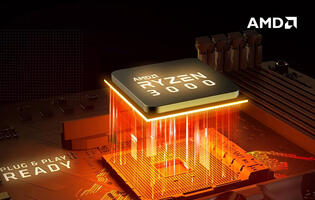 AMD says its Ryzen 3000 CPUs don't feature a lot of manual OC headroom by design