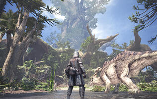 NVIDIA's DLSS tech may improve performance in Monster Hunter: World by up to 50 percent