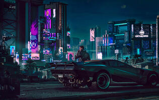 A Cyberpunk 2077 lore book is coming from Dark Horse Comics and CD Projekt Red