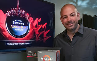 Frank Azor is officially AMD's new gaming head