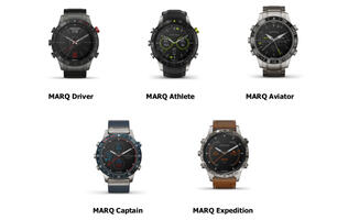 Garmin launches its MARQ collection of luxury smartwatches with prices starting at S$2,499