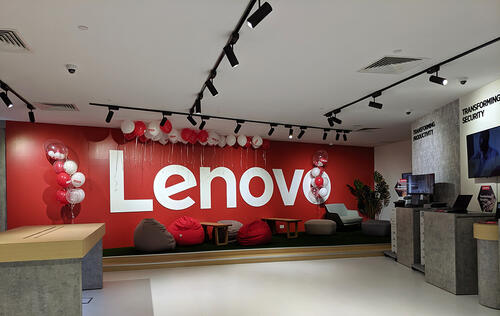 Lenovo's new Funan flagship store is super smart