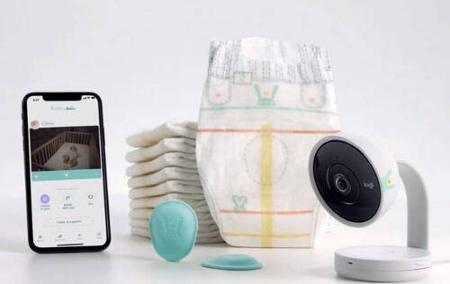 Pampers introduces Internet-connected diapers