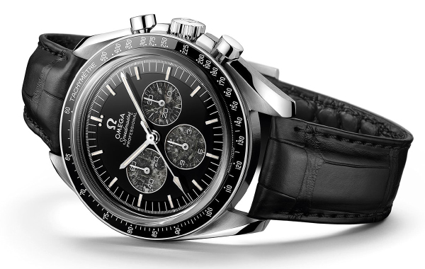 Omega unveils special edition Speedmaster watch to celebrate the 50th anniversary of the moon landing