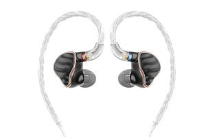 FiiO's new FH7 in-ear monitors come with interchangeable sound filters