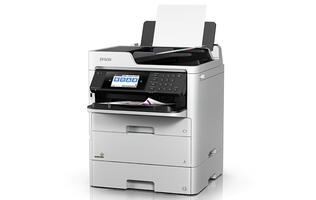 Epson's new EcoTank series ink tank printers are compact and print