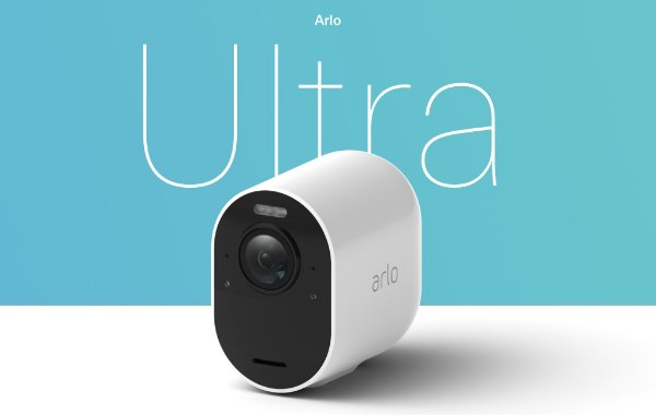Secure your home with the new 4K Arlo Ultra wireless security camera