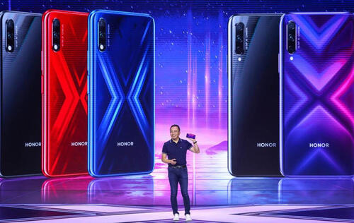 Honor officially launches the Honor 9X and 9X Pro