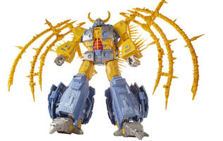 Help Unicron become the largest Transformer toy ever