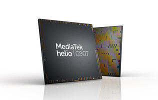 MediaTek shows off flagship Helio G90 chips for mobile gaming