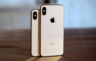 For the first time since 2012, iPhones account for less than half of Apple's business