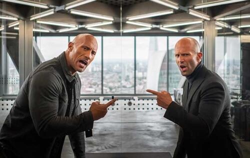 Hobbs and Shaw puts pedal to the metal: Is it worth your time?