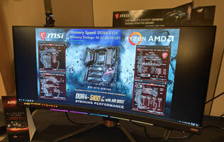 MSI swoops in on gaming monitor market, continues pushing small-form desktop PCs