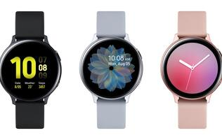 Samsung introduces ECG and digital rotating bezel on the Galaxy Watch Active 2 (Updated)