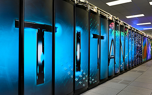 A Titan takes a graceful bow to leave behind a legacy of supercomputing feats
