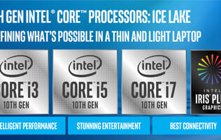 The rumored 16-inch MacBook Pro might not use Intel's 10th-gen Ice Lake chip