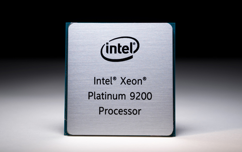 The next-gen Intel Xeon Scalable processor family supports new instructions for AI workloads