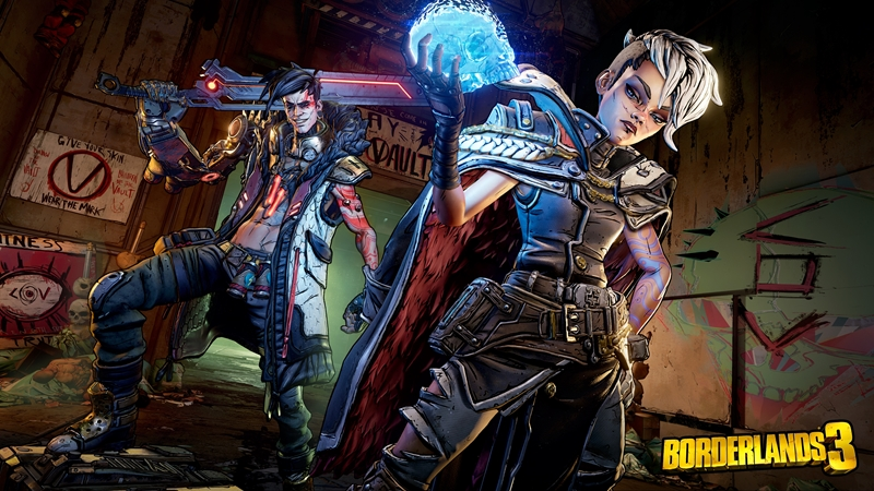 Quick hands-on with Borderlands 3: Of guns and making mayhem