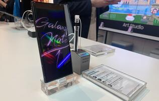 Put the life in lifestyle with the new Samsung Galaxy Note10