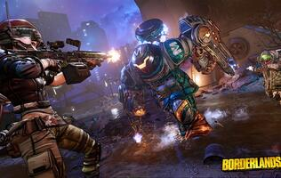 The Method behind the Mayhem: An interview with Gearbox's Paul Sage