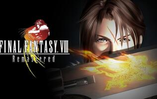 Final Fantasy 8 Remastered to be available this September