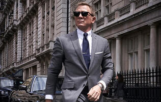 No Time to Die will be Daniel Craig's last Bond outing