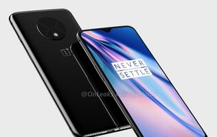 Purported renders of the OnePlus 7T reveal circular triple-camera module