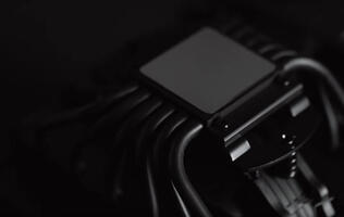 Noctua is releasing a new line of stealthy, all-black coolers later this year