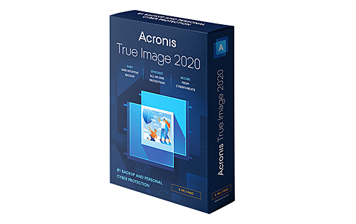 Acronis True Image 2020 is available now with improved AI-based malware protection