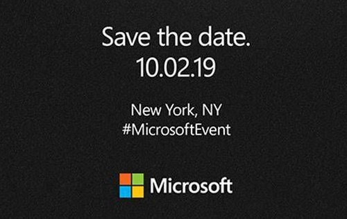 Microsoft to unveil new Surface devices on 2 October
