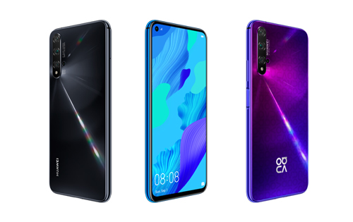 The Huawei Nova 5T goes on sale today