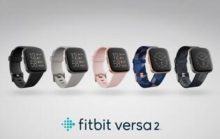 The Fitbit Versa 2 comes with better sleep tracking features and an AMOLED screen