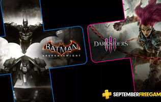 Arkham Knight and Darksiders 3 are your PlayStation Plus free games for September