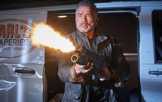 Check out the new trailer for Terminator: Dark Fate