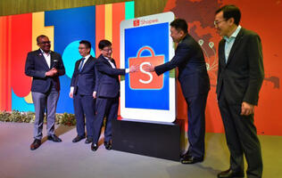 Shopee opens new regional HQ in line with Singapore's push into digital economy
