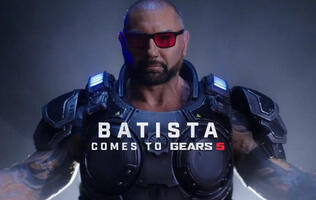 Batista is coming to Gears 5!