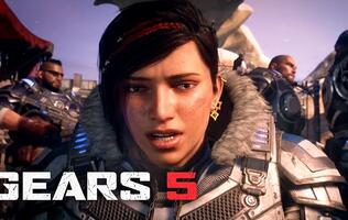 Here's some more gameplay footage for Gears 5