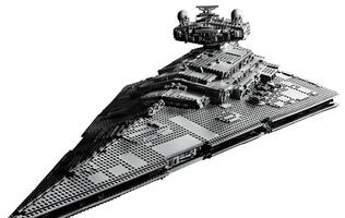 LEGO's newest Imperial Star Destroyer is its longest Star Wars set ever and is magnificent!
