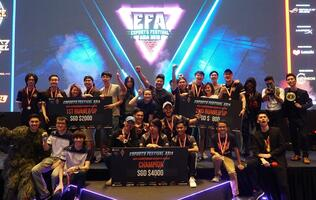 Highlights from Day 4 of the inaugural Esports Festival Asia!
